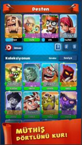 Smashing Four Apk indir 4