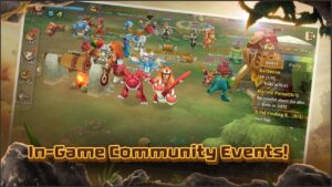 StoneAge World Apk indir 4